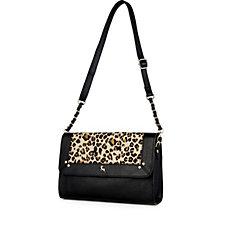 Ashwood Leather Foldover Shoulder Bag