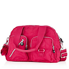 Kipling Defea Double Handle Shoulder Bag with Detachable Strap