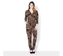 Chelsea Muse by Christopher Fink Printed Jumpsuit - 159139