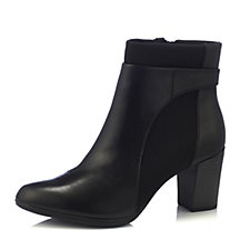 Clarks Araya Turner Ankle Boots