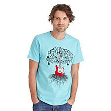 Joe Browns Mens Branch Out T-Shirt