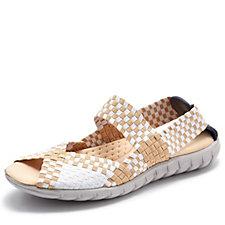 Adesso Alice Stretch Weave Sandal