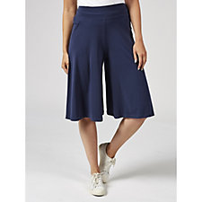 Kim & Co Brazil Knit Gaucho Trousers