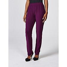 Plain Jersey Trouser by Nina Leonard