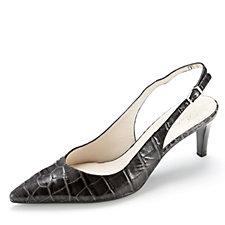 Peter Kaiser Barry Sling Back Kitten Heel Shoe