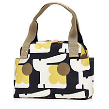 Orla Kiely Bonnie Bunny Zip Handbag