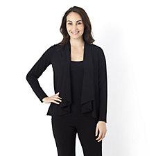 Kim & Co Brazil Knit Long Sleeve Cardigan
