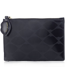 Lulu Guinness Emily Lip Design Zip Pouch