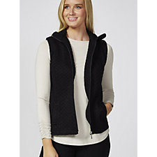Mr Max Quilted Zip Front Gilet