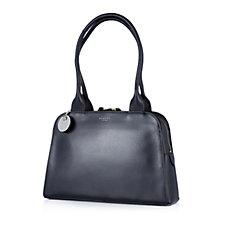 Radley London Millbank Medium Leather Zip Top Tote Bag