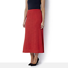 Antthony Designs Printed Maxi Skirt