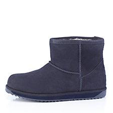 EMU Paterson Mini Waterproof Sheepskin Suede Boots