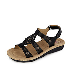 Earth Spirit Edison 3 Strap Adjustable Sandal