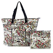 The Sakroots Travel Bag