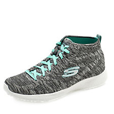 Skechers Sport Burst Divergent Trainer with Air Cooled Memory Foam
