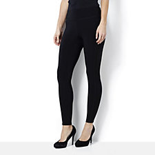 Yong Kim Stretch Jersey Contrast Insert Leggings