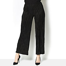 Antthony Designs Crinkle Palazzo Trouser