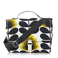Orla Kiely Summer Flower Satchel Bag