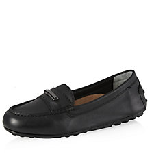 Vionic Orthotic Honor Ashby Leather Loafer w/ FMT Technology