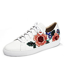 Skechers Vaso Embroidered Floral Trainers