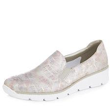 171842 - Rieker Slip On Wedge Shoe