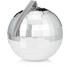 Lulu Guinness Mirror Dance Dance Dance Disco Ball Clutch Bag
