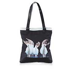 Cocorose Royal Ballet Collection Canvas Bag