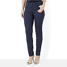 Diane Gilman Colour Modal Stretch Twill Skinny Jean