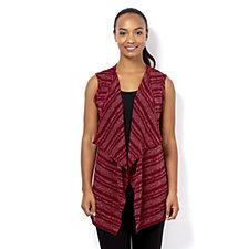 Mr Max Waterfall Knit Waistcoat