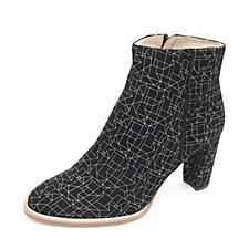 Clarks Ellis Agnes Suede Ankle Boot