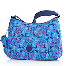 Kipling Versie Medium Shoulder Bag with Front Zip Pocket
