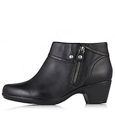 Clarks Ingalls Thames Leather Ankle Boot