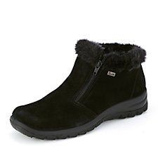 Rieker Wool Lined Ankle Boot