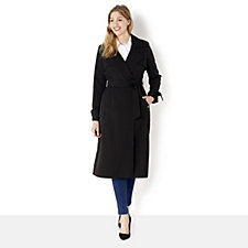 Centigrade Longline Trench Coat