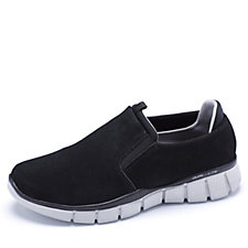 Skechers Men's Equalizer2.0 Lodini Relax Fit Neoprene Slip On Shoe