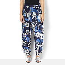 Join Clothes Floral Printed Trousers