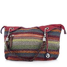 159447 - The Sak Indio Crochet Satchel Bag