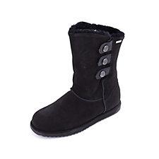 Emu Captain Suede Waterproof Mid Calf Boots