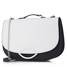 Lulu Guinness Isabella Small Leather Crossbody Bag