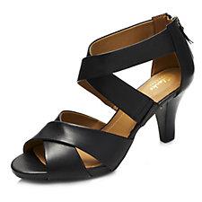 Clarks Florine Sashes Cross-Over Strap Sandal