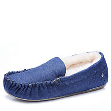Emu Cairns Denim Slippers