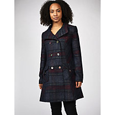 Joe Browns Highland Check Coat
