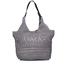 The Sak McClaren Crochet Tote Bag