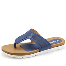 161849 - Easy'n Rose Leather Toe Post Sandal