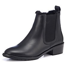 Emu Low Rise Collection Ellin Waterproof Leather Ankle Boot