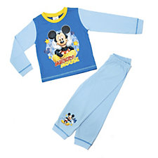 Disney Mickey Mouse Boys Toddler Pyjama Set