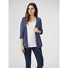 ModernSoul Open Hooded Cover Up Cardigan