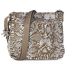 Kipling Basic Plus Moyelle Small Shoulder Bag with Crossbody Strap