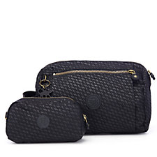 Kipling New Toiletry Bag & Pouch Duo