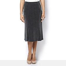 Kim & Co Slinky 4 Panel Skirt